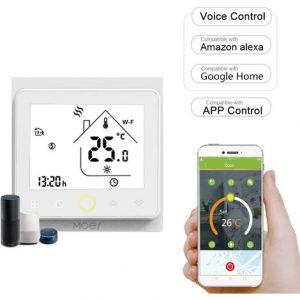 termostato alexa